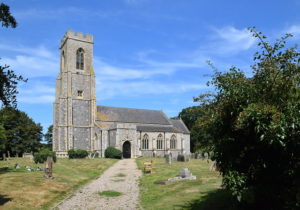 Hickling, St Mary