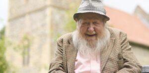Bob Davey saved remote Norfolk church