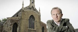 Former English Heritage chief's new lottery role Simon Thurley