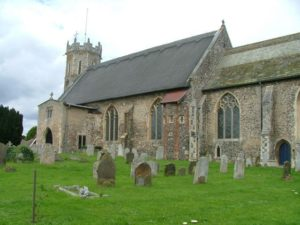 Acle, St Edmund