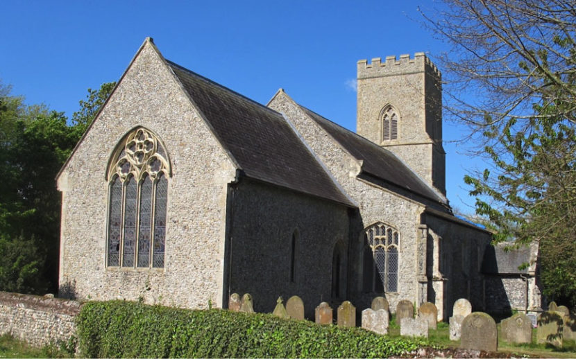 Snetterton, All Saints