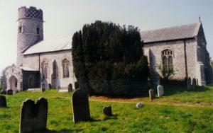 Haddiscoe, St Mary