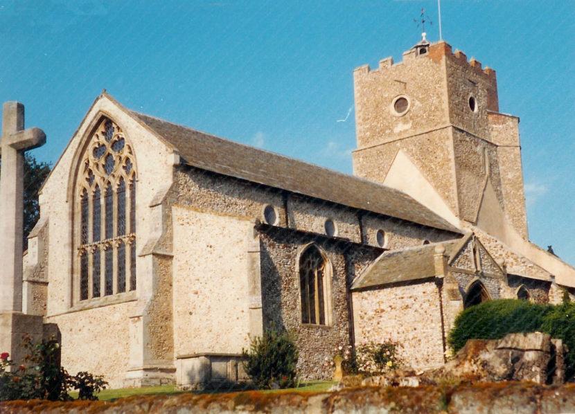 Heacham, St Mary