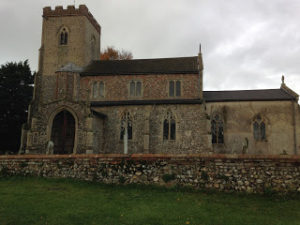 Little Massingham, St Andrew