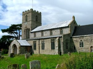 Saxthorpe, St Andrew