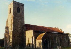 Tacolneston, All Saints