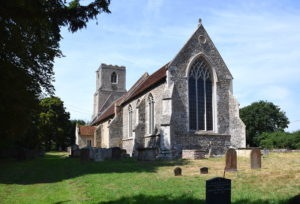 Wilby, All Saints