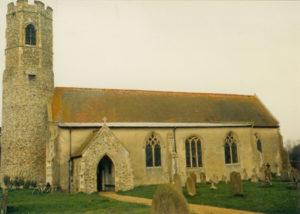 Woodton, All Saints