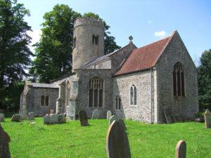 Aslacton, St Michael