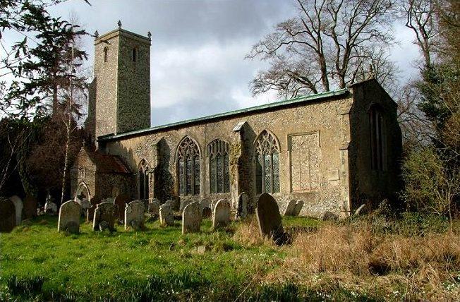 Aderford, St John the Baptist