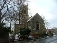 Norwich, St John de Sepulchre