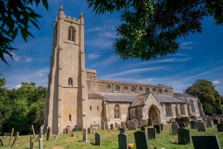 Terrington St John, St John